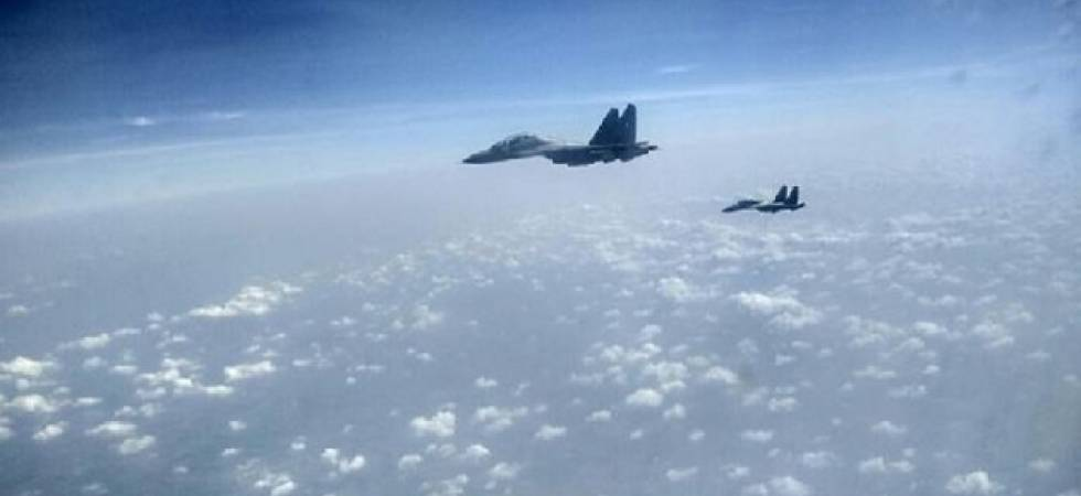 Gaganshakti 2018: Indian Air Force conducts maritime air operation (Photo Source: Twitter)