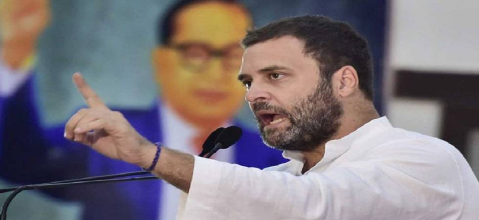 Rahul Gandhi said India will not let judge BH Loya to be forgotten (Source: PTI)