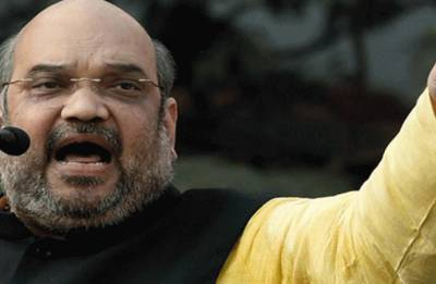 'Save the Constitution' Congress's campaign to save dynasty: Amit Shah hits back at Rahul Gandhi
