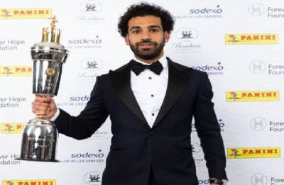 Mohamed Salah wins PFA Player of the Year award, Sane becomes Young Player of the Year