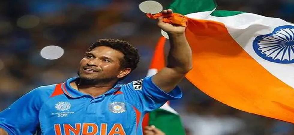 Sachin Tendulkar recalls 'happy dents' of World Cup triumph (Source - file pic)