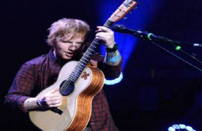 Ed Sheeran's 'Songwriter' documentary sold to Apple