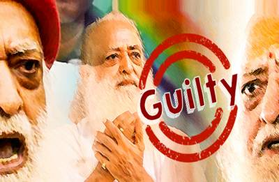 Lessons to learn from Asaram case; time to rise against those providing protection to fake godmen