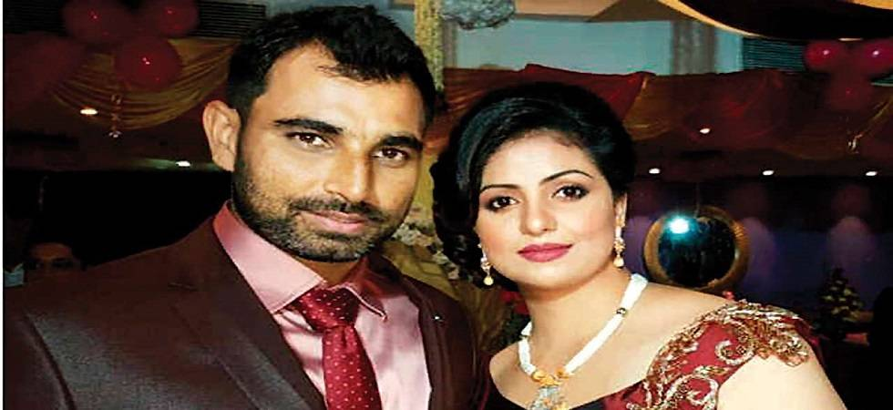 Mohammed Shami and his wife Hasin Jahan (File Photo)