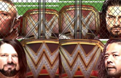 WWE Greatest Royal Rumble: Matches, Participants, timings in India; All you need to know