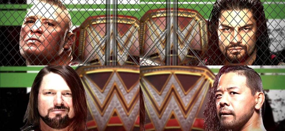 WWE Greatest Royal Rumble: Matches, Participants, timings in India ; All you need to know (Source-WWE's Twitter)
