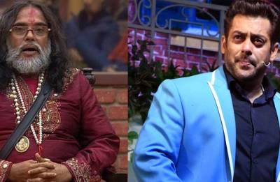 Ex-Bigg Boss contestant Swami Om reveals Salman Khan's REAL girlfriend