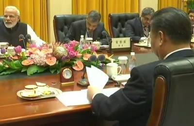 Sneak Peek: What PM Modi told Xi Jinping during Wuhan summit
