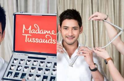 Bharat Ane Nenu actor Mahesh Babu thrilled to get his wax statue at Madame Tussaud's in London (see pics)