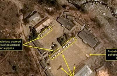 North Korea to close nuclear test site in May, says South Korea