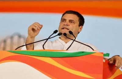 Jan Aakrosh Rally: Rahul Gandhi blows poll bugle, says Congress will win in 2019