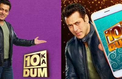 Dus Ka Dum 3 new promo: Salman Khan is BACK to ask 'Kitne Pratishat Bhartiya' (watch video)