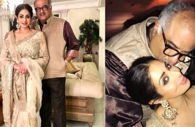 Boney Kapoor registers three titles for wife Sridevi's documentary?