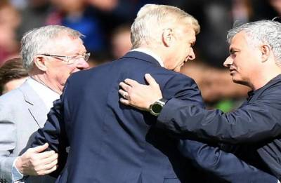 I'm very grateful for the gesture from Manchester United, says Arsene Wenger after classy welcome at Old Trafford