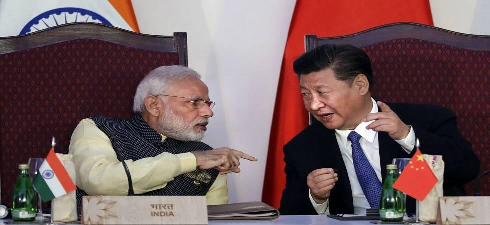 Narendra Modi and Xi Jinping (Source: PTI)