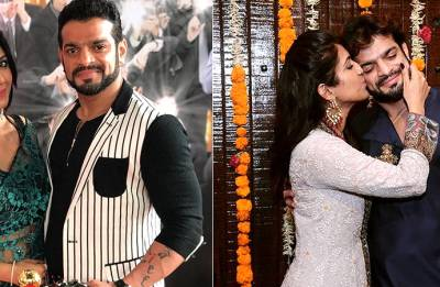 Yeh Hai Mohabbatein star Karan Patel, Ankita Bhargava to welcome first child?