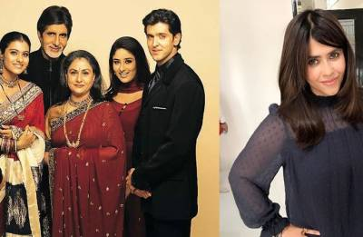 Woah! Ekta Kapoor to remake Kabhi Khushi Kabhie Gham as a daily soap; deets inside