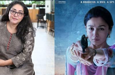 Raazi: Meghna Gulzar reveals the reason for signing Alia Bhatt as Sehmat