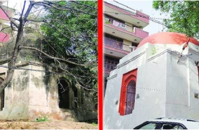 Tomb to Temple - Manish Sisodia calls it serious offence, orders probe