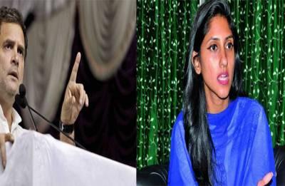 Congress Raebareli MLA Aditi Singh rubbishes wedding rumours with Rahul Gandhi; calls him Rakhi brother
