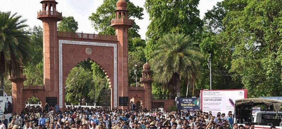 AMU-Jinnah violence: What's in a name? (File Photo)