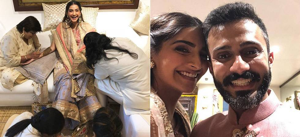 Veere Di Wedding actress' mehendi ceremony is groovy, sassy (Source- Instagram)