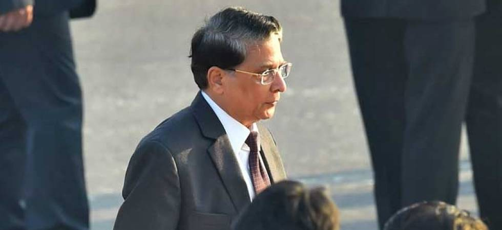 CJI Dipak Misra impeachment: Five-judge bench to hear Congress' plea today (Image: Rajya Sabha TV)