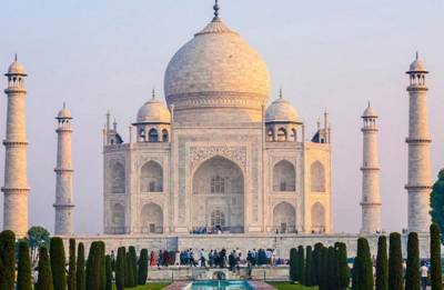 Insects and algae from river Yamuna changing Taj Mahal's colour to green: ASI to SC