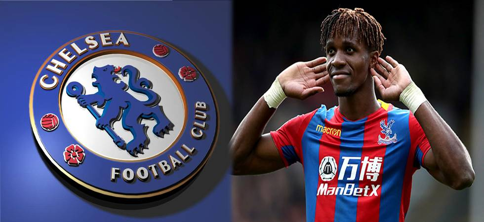 Chelsea are favourites to sign Wilfried Zaha