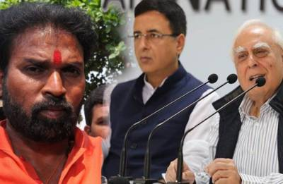 Karnataka election: Congress meets EC, demands disqualification of Sriramulu over bribery video