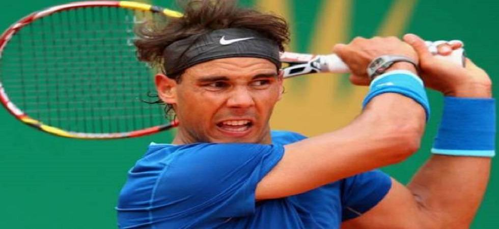 Nadal's magical clay court streak ended by Thiem in Madrid (Source - PTI)