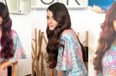 Cannes 2018: Aishwarya Rai Bachchan slays in SPARKLING summer look (see pics)