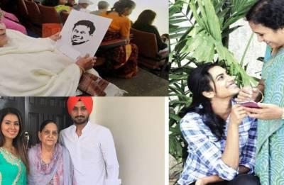 Mother's Day 2018: Sachin Tendulkar, Yuvraj Singh, PV Sindhu, other sportspersons wish their mothers