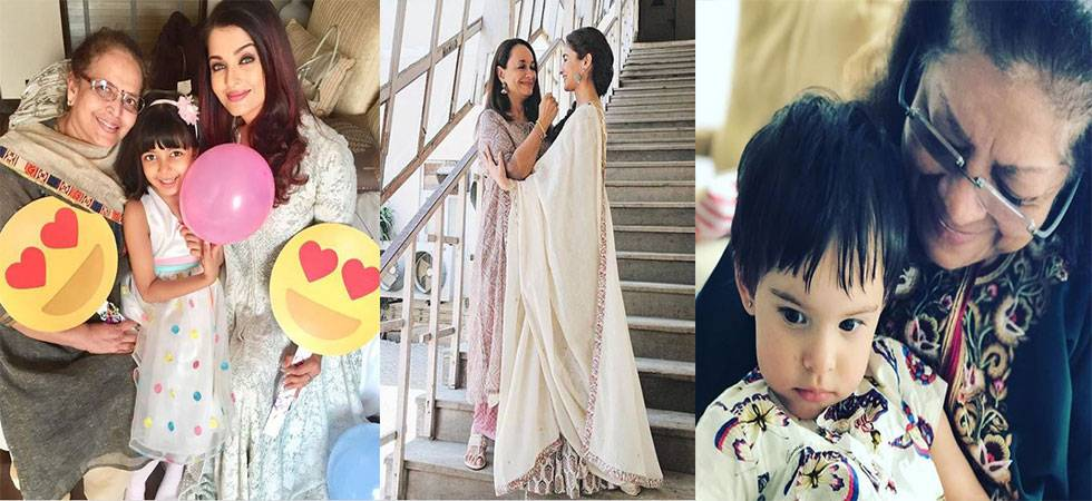 Mother's Day 2018: B-town celebs share messages for their lovely moms (Source- Instagram)
