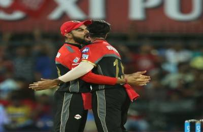 IPL 2018 Highlights, KXIP vs RCB: Bangalore win by 10 wickets, keep play-off dreams alive