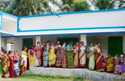 West Bengal Panchayat Elections: 56% polling reported; MHA seeks report on poll violence