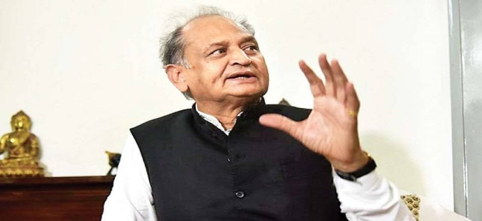 Ashok Gehlot holds the Bharatiya Janata Party (BJP) responsible for fuel prices hike