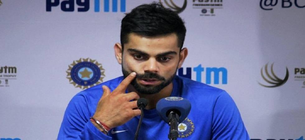 Virat Kohli is set to play under the leadership of Rory Burns