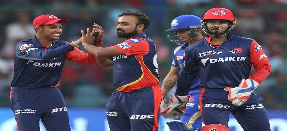 IPL 2018: DD vs MI Live Updates