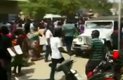 Anti-Sterlite protest in Tuticorin turns violent; nine killed in police firing