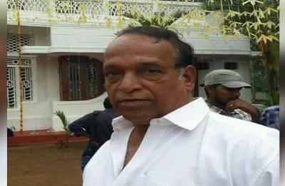 Malayalam actor Vijayan Peringode is no more