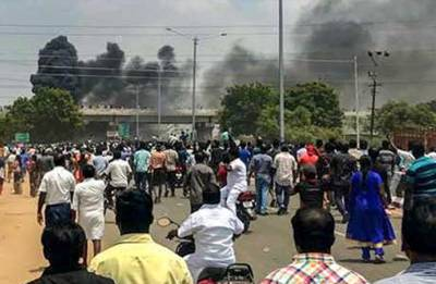 Tuticorin Violence: 11 killed in police firing, Madras HC stays expansion of Sterlite plant
