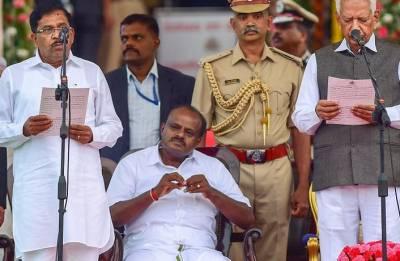 Kumaraswamy proves pollsters wrong, becomes king instead of kingmaker