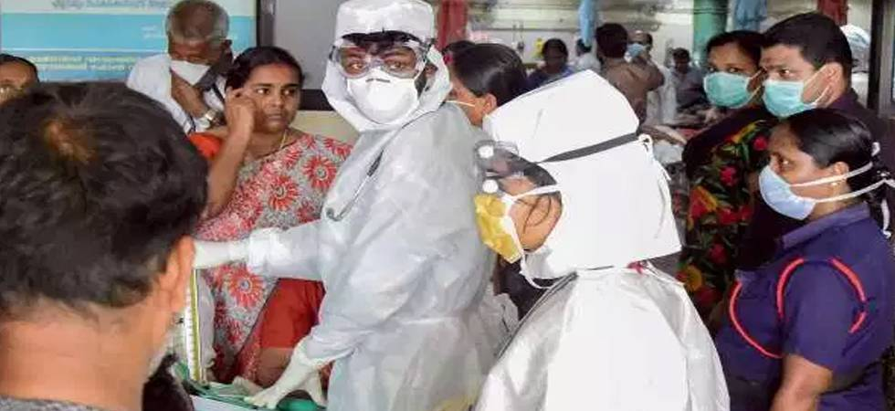 The CM reviewed the steps taken by the state government to contain the outbreak of Nipah virus
