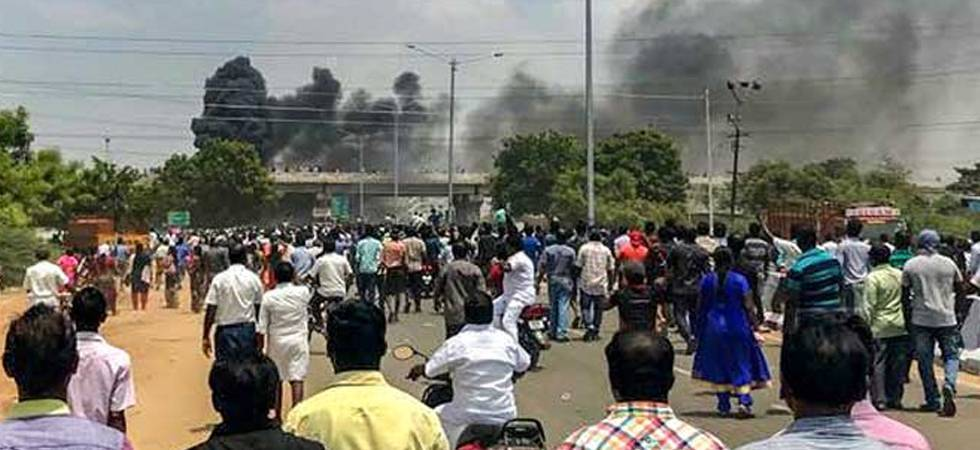 DMK calls for a statewide bandh on May 25 to condemn the police action against protesters