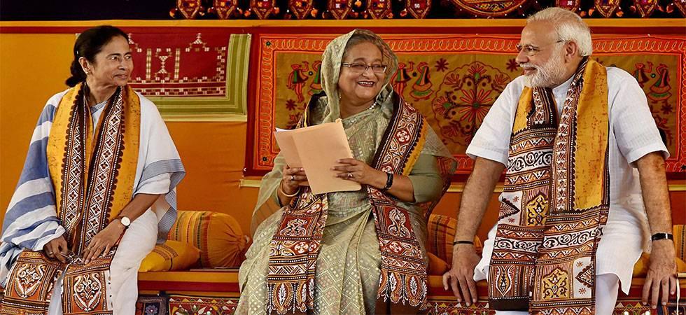 PM Narendra Modi calls Rabindranath Tagore a global citizen (Source-PTI)