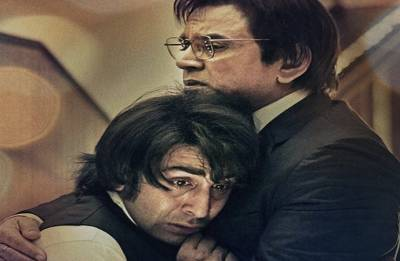 Sanju: New poster introduces Paresh Rawal as Sunil Dutt with a heartwarming moment