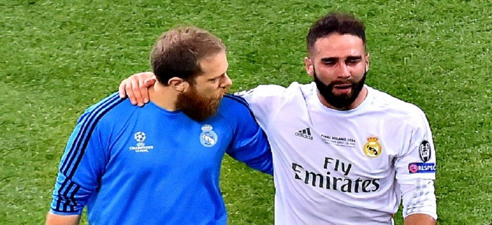 Spain's Carvajal hopeful to play at FIFA World Cup