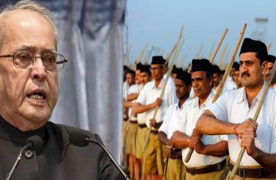 Pranab Mukherjee to address RSS workers at Nagpur headquarters on June 7