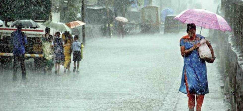 Monsoon hits Kerala three days ahead of scheduled arrival, says IMD (Skymet photo)